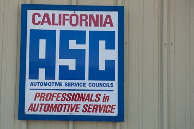 CALIFORNIA AUTOMOTIVE SERVICE COUNCILS PROFESSIONALS in AUTOMOTIVE SERVICE
